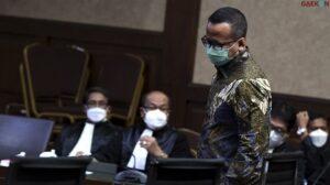 Didenda Ratusan Juta, Edhy Prabowo Jalani Sidang Kasus Benih Lobster Hari Ini