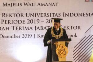 Usai Mundur Dari Wakil Komisaris Utama BRI, Rektor UI Ari Kuncoro Didesak Mundur Dari Rektor UI