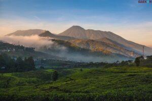 Sejumlah Pendaki Ilegal Nekat Mendaki Gunung Gede Pangrango Meski Kawasan Tengah Ditutup