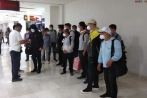 PPKM Darurat, 20 TKA China Masuk Indonesia