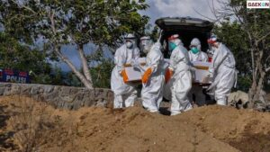 Lambannya Penanganan, Sejumlah Jenazah Pasien Covid-19 Di Makassar Keluarkan Bau Busuk Lantaran Tertahan 24 Jam