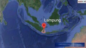 Bikin Merinding, Lampung Diguncang Gempa Bumi Hingga 181 Kali