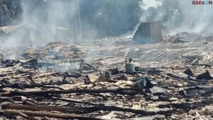3 Kandang Ayam Di Tangerang Terbakar, Kerugian Ditaksir Miliaran Rupiah