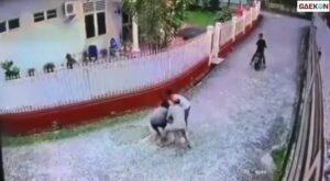 3 Pemuda Ini Nekat Rampok Hp Anak Kecil Di Pinggir Jalan