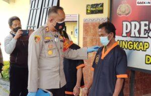 Pukul Ibu Kandung Dengan Gayung, Pria Ini Terancam Pidana 5 Tahun Penjara