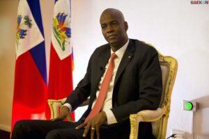 Ditemukan Tewas, Presiden Haiti Jovenel Moise Ditembak Kelompok Tak Dikenal