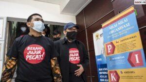 Komnas HAM Minta Keterangan Ahli Hukum Administrasi Negara Terkait TWK KPK