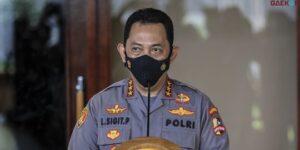 2 Kapolres Di Surabaya Dimutasi, Ini Penggantinya