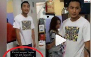 Viral, Istri Sah Gerebek Pramugara Dan Pramugari Yang Asik Berduaan Di Dalam Rumah