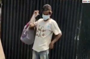 Viral, Pekerja Proyek Dipecat Saat Kedapatan Tak Pakai Masker