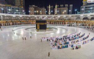 Tanpa Izin Haji, 9 Orang Masuk Masjidil Haram Ditangkap Dan Didenda Rp 35 Juta