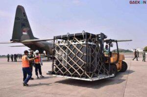 Bantu Tangani Pandemi, 1.000 Ventilator Dari Australia Tiba Di Indonesia