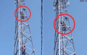 Loncat Dari Atas Tower, Pria Di Kalideres Ini Ditemukan Tewas