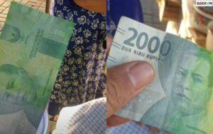 Modus Penipuan Uang Pecahan Rp 2.000 Dicat Mirip Rp 20.000