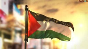Heboh Warga Depok Pasang Bendera Palestina, Warganet Lapor Polisi