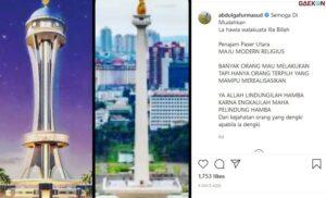 Saingi Monas, Penajam Paser Utara Akan Dirikan Tower Setinggi 150 Meter