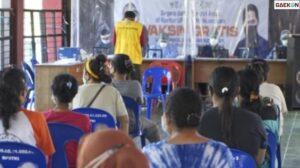 Tak Memiliki Dokumen Resmi, 118 Pekerja Migran Indonesia Asal NTT Dideportasi Dari Malaysia