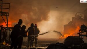 16 Unit Damkar Dikerahkan, Rumah Tinggal Di Jaksel Dilahap Si Jago Merah