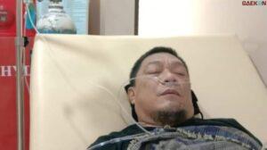 Terbaring Lemah, Ustaz Yahya Waloni Dikabarkan Sakit