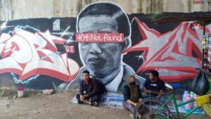 Kasus Mural 404: Not Found Jokowi, Polisi Periksa 2 Orang Saksi