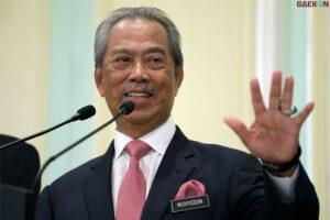 Siap Menghadap Raja, PM Malaysia Ajukan Surat Pengunduran Diri