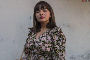 Pakai Bikini Dipinggir Jalan, Dinar Candy Terancam Dilaporkan Ke Polisi