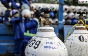 Dukung Program Pelayanan Oksigen Gratis, Petrokimia Gresik Berikan Bantuan Oksigen 31 Ton Untuk Jatim