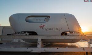 Angkut Puluhan Ribu Penumpang Per Jam, Virgin Hyperloop Rilis Sistem Transportasi Pod Dalam Tabung