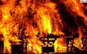 Kebakaran Rumah Di Bogor, 2 Lansia Tewas Mengenaskan