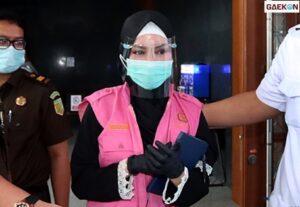 Jalani Pidana Penjara 4 Tahun, Pinangki Dieksekusi Ke Lapas Tangerang