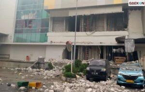 Mal Margo City Depok Ambruk, Ternyata Ini Penyebabnya!