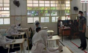 SD-SMP Di Surabaya Siap PTM Senin Depan, Eri Cahyadi: Kapasitas Maksimal 25 Persen Dulu