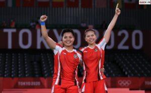 Greysia/Apriyani Berhasil Beri Emas Pertama Indonesia Di Olimpiade Tokyo 2020