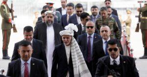 Presiden Afghanistan Ashraf Ghani Melarikan Diri, Taliban Ambil Alih Ibu Kota