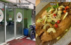 Demi Makan Seafood, Perempuan Ini Rela Antre Sampai 1 Bulan