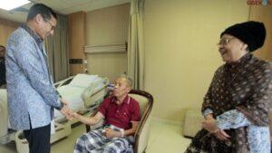 Mantan Gubernur DKI Jakarta Soerjadi Soedirdja Meninggal Dunia, Jenazah Akan Dimakamkan Di TMP Kalibata