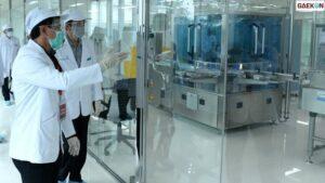 Dijamin Halal, Menkes Kini Lobi WHO Untuk Jadikan Indonesia Sebagai Pusat Produksi Vaksin Secara Global