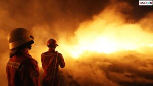 41 Tewas, Kebakaran Lapas Di Tangerang Ini Berkobar Selama 2 Jam