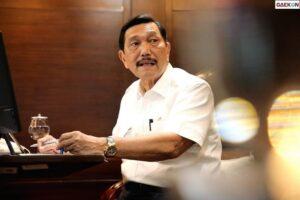 PPKM Lanjut Sampai 4 Oktober, Luhut: Saat Ini Sudah Tidak Ada Lagi Daerah Level 4 Di Jawa Bali