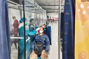 Tarif Rapid Test Antigen Di Stasiun Turun Jadi Rp 45 Ribu Mulai Besok