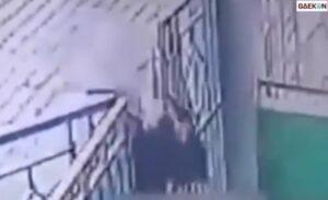 Terekam CCTV, Wanita Ini Tega Buang Bayinya Di Masjid Tangerang