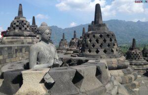 Wisata Ke Candi Borobudur Haram, Begini Kata Ganjar