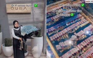 Viral, Cewek Di Malang Ini Dapat Uang Jajan Dari Pacarnya Rp 30 Juta Hingga Dibelikan Perhiasan Tiap Minggu