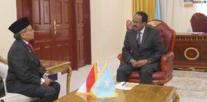 Jadi Mitra Dagang Penting, Indonesia Tingkatkan Kerja Sama Dengan Somalia