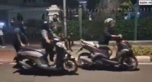 Polisi Tilang 639 Kendaraan Knalpot Bising Di Sejumlah Kawasan DKI Jakarta