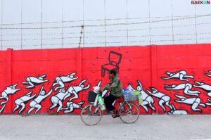 Serap Aspirasi Politik, DPR Gelar Lomba Mural Untuk Masyarakat