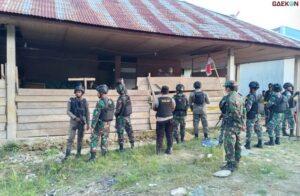 4 Anggota TNI Tewas, Polisi Tangkap KKSB Papua Barat Yang Serang Posramil Kisor