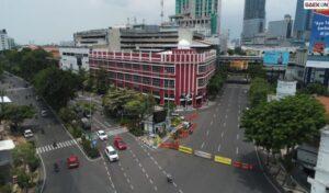 PPKM Kota Surabaya Masuk Dalam Kategori Level 1