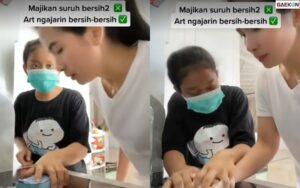 Bukannya Bersih-Bersih, ART Ini Justru Ajari Majikannya Bersihkan Rumah