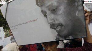 Perjuangkan 3 Produk Legislasi Terkait HAM, Eks Menag Lukman Hakim Ingin Munir Dijadikan Pahlawan Nasional